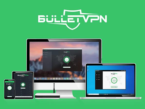 BulletVPN Lifetime Subscription