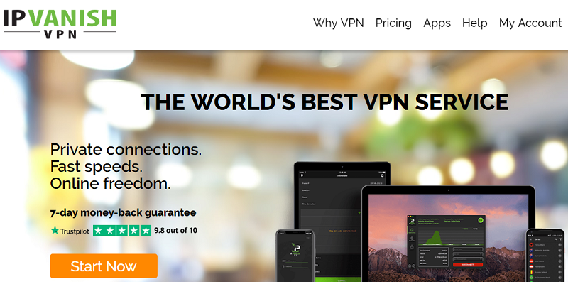30+ IPVanish VPN Alternatives and Related VPNs App
