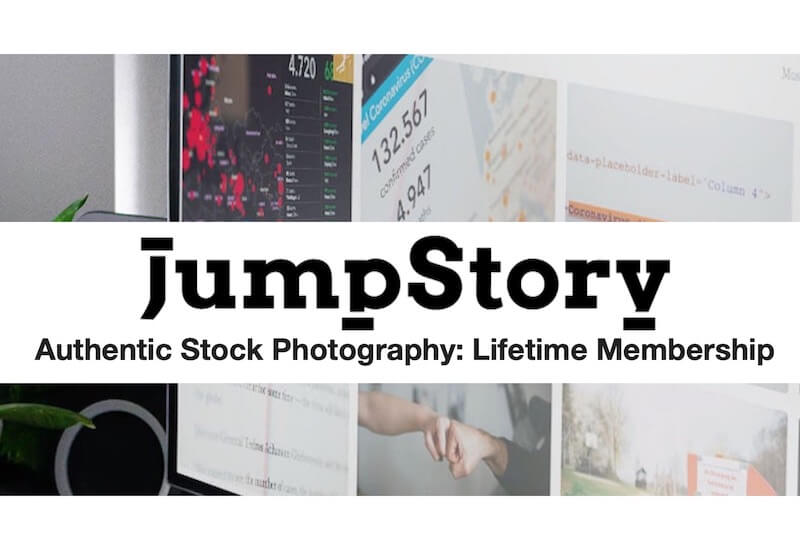 $99.99 JumpStory™ Authentic Stock Photography Lifetime Membership
