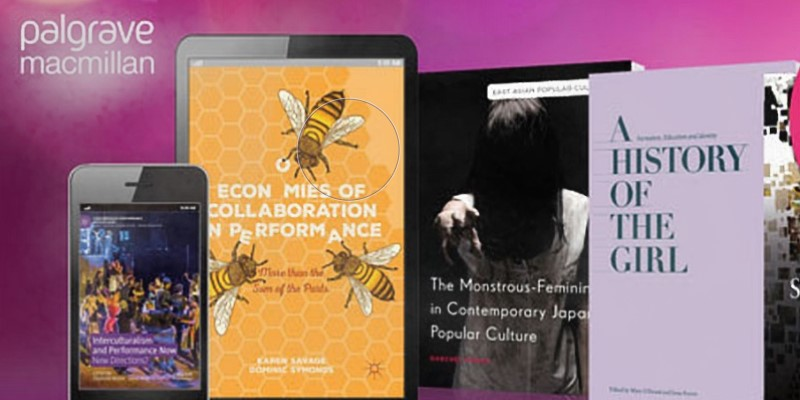 40% off  Palgrave eBook and print book Coupon