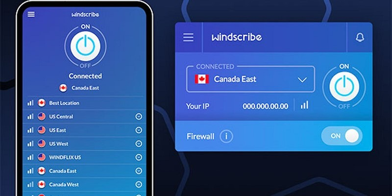 2019's May, $49 Windscribe VPN 12-Month subscription Deal